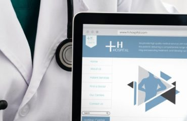 Online doctor profile